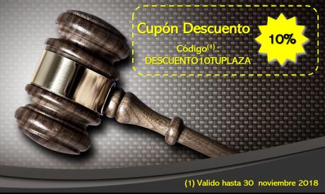 cupon auxilio DESCUENTO10TUPLAZA 2018