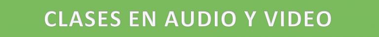 Clases en audio y vídeo