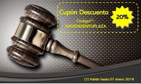 cupón auxilio judicial navidadentuplaza 2018
