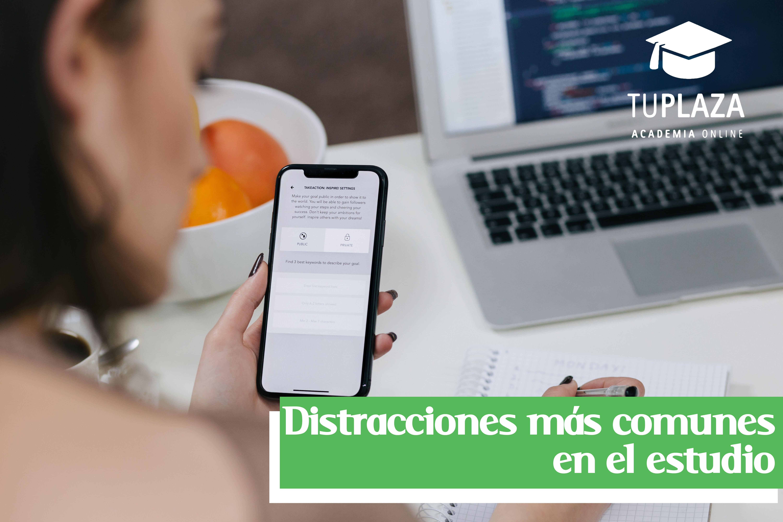 01-Distracciones más comunes en el estudio